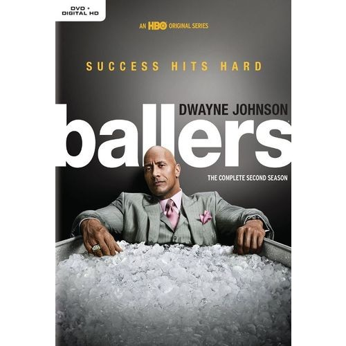 Ballers: The Complete Second Season [2 Discs] [DVD]
