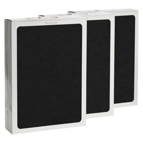 Blueair - 500/600 series SmokeStop Filter Kit - White/Black