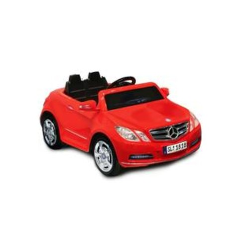 Kid Motorz Mercedes Benz E550 6V, Red