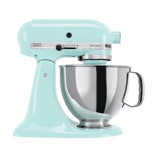 KitchenAid Artisan Series 5-Quart Tilt-Head Stand Mixer, Ice