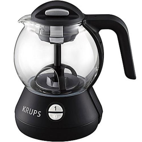 Krups Personal Glass Tea Kettle - Black