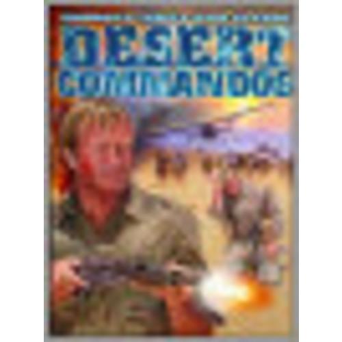 Desert Commandos [DVD] [1967]