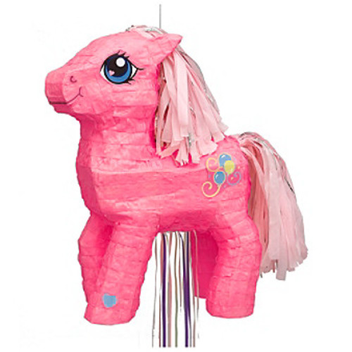 My Little Pony Pinkie Pie Pull-String Piata