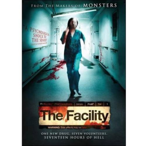 The Facility [DVD] [2012]