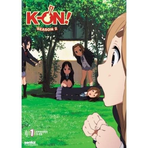 K-On! Season 2 Collection 1