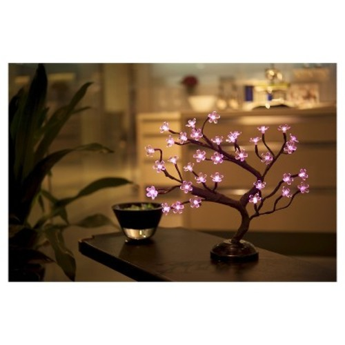 Lightshare Cherry Blossom Bonsai Light 16