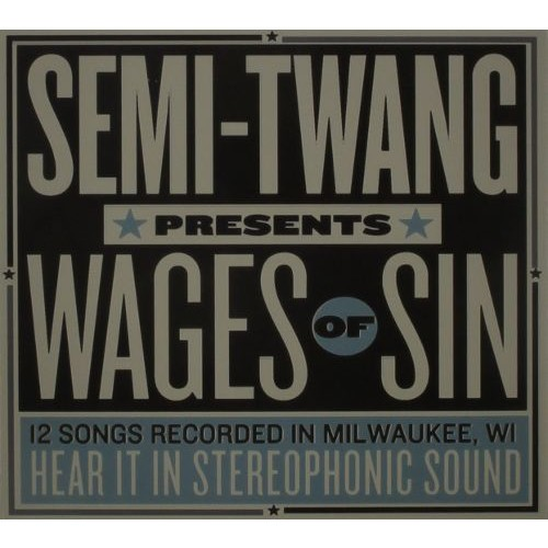 Wages of Sin [CD]