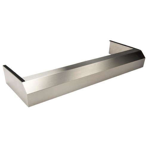StoveTop FireStop Plus LC Decorative Cover in Stainless Steel