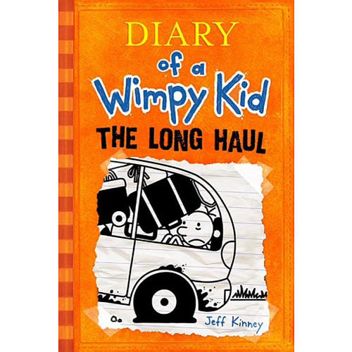Diary of a Wimpy Kid Book 9