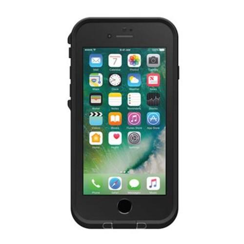 LifeProof FRE Case for iPhone 7, Asphalt Black 77-53981