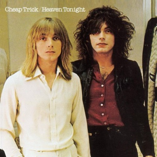 Cheap trick - Heaven tonight (CD)