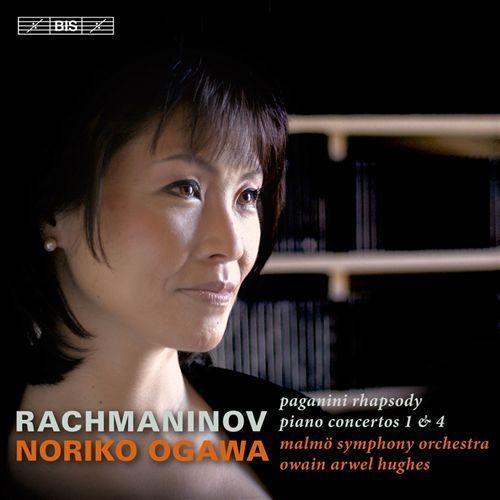 Rachmaninov: Paganini Rhapsody; Piano Concertos Nos. 1 & 4 [CD]