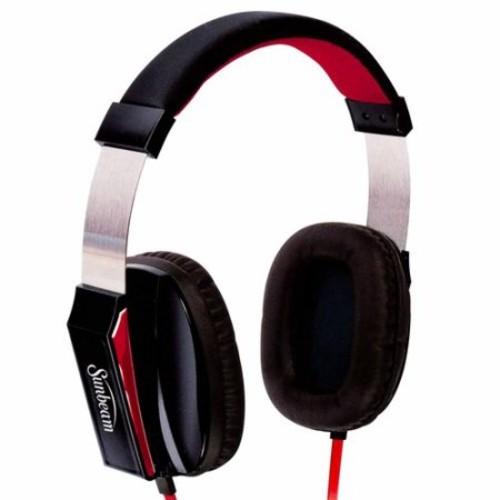 Sunbeam Stereo Bass Foldable Headphones
