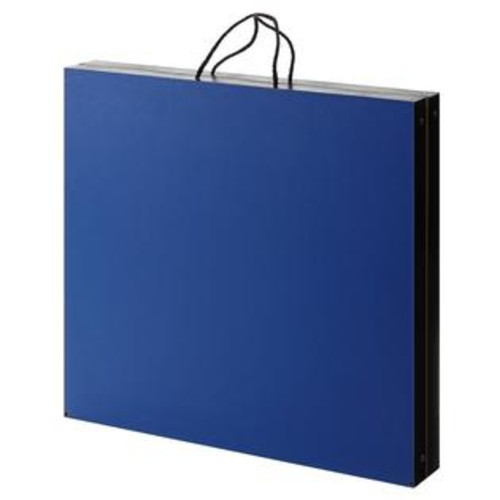 Blue Wave Drop Shot Portable Table Tennis Set