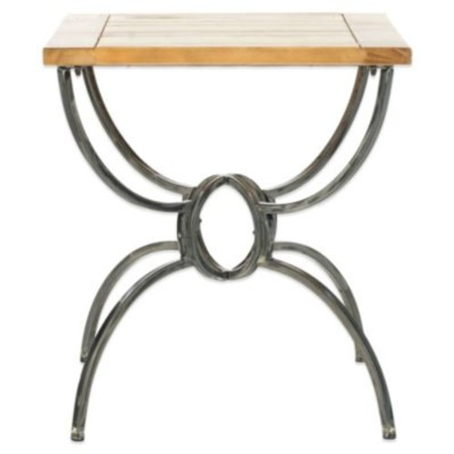 Safavieh Alvin End Table in Natural