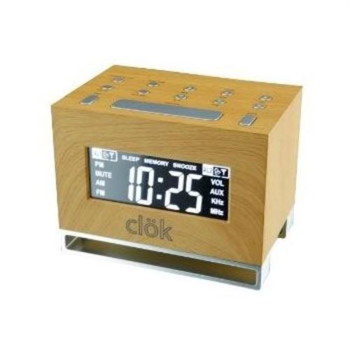 GPX 97077047M Intelli-Set Clock with Digital Tune AM/FM Radio
