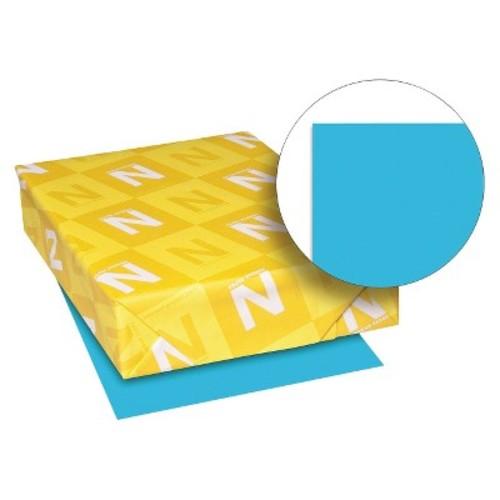 Neenah Paper Astrobrights Colored Paper, 24 lb - Blue (500 Sheets Per Ream)