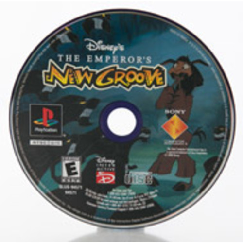 Disney's The Emperor's New Groove [Pre-Owned]