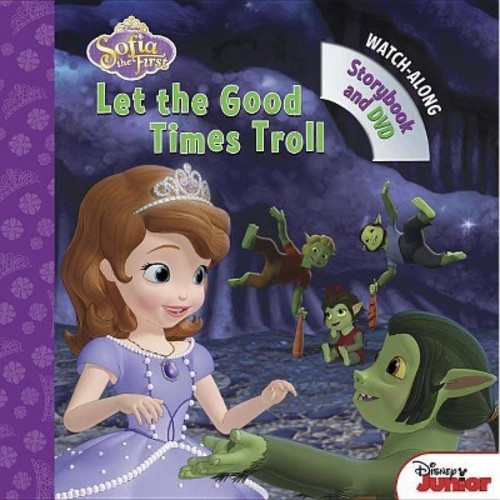 Let the Good Times Troll ( Sofia the First) (Mixed media product)