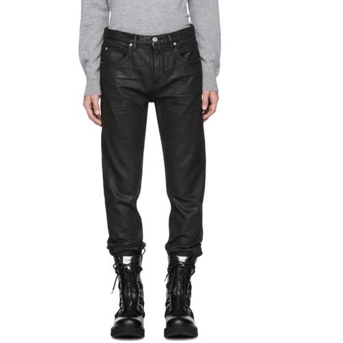 HELMUT LANG Black Mr 87 Jeans