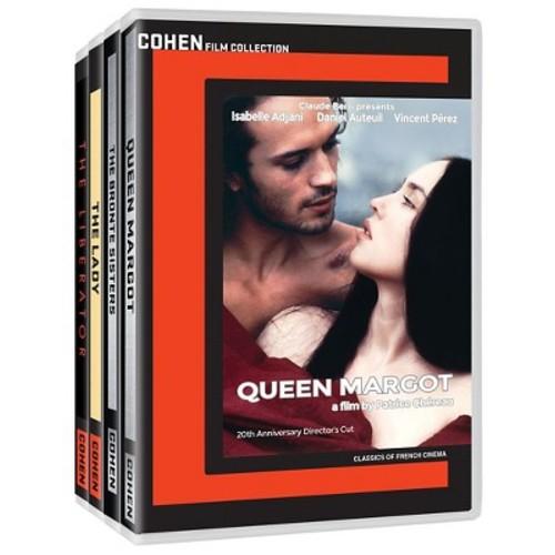Cohen: The Biopic Bundle (DVD)