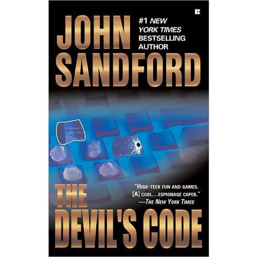 The Devil's Code (Kidd Series #3)