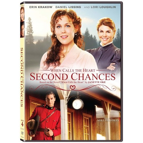 When Calls the Heart: Second Chances ( (DVD))