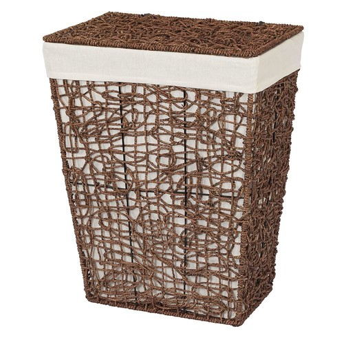 Creative Ware Home Directions Laundry Hamper
