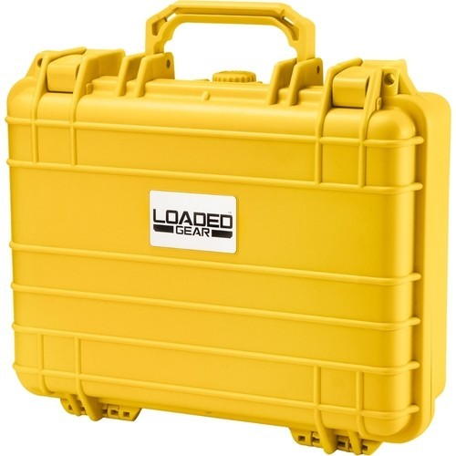 Barska - Loaded Gear Hard Case - Yellow