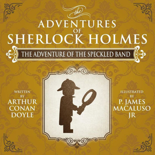 The Adventure of the Speckled Band - Lego - The Adventures of Sherlock Holmes
