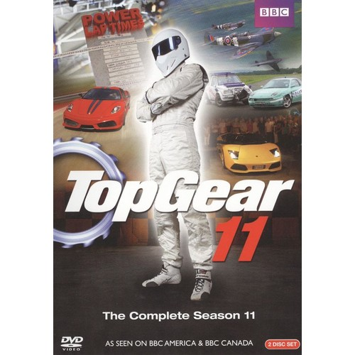 Top Gear: The Complete Season 11 [2 Discs] [DVD]