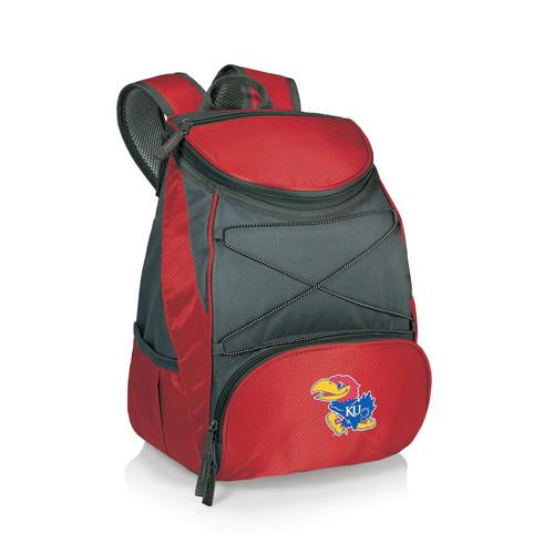 Picnic Time Kansas Jayhawks PTX Backpack Cooler