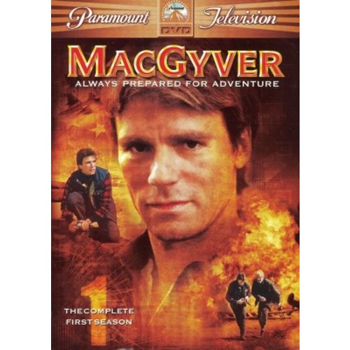 MacGyver: The Complete First Season (6 Discs) (dvd_video)