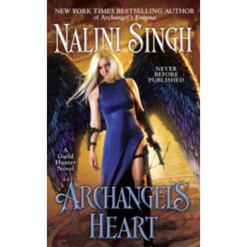 Archangel's Heart (Guild Hunter Series #9)