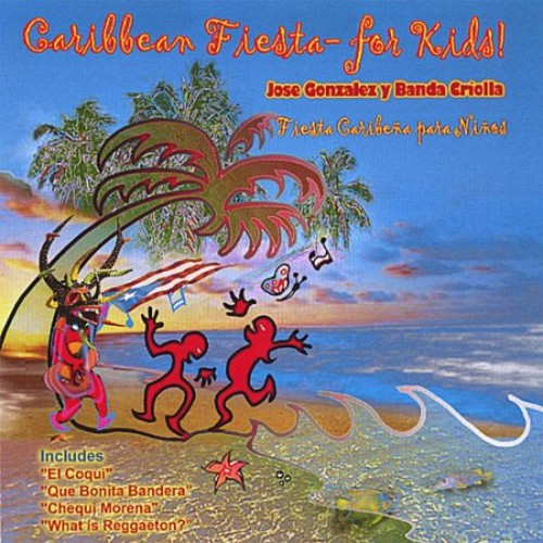 Caribbean Fiesta for Kids [CD]