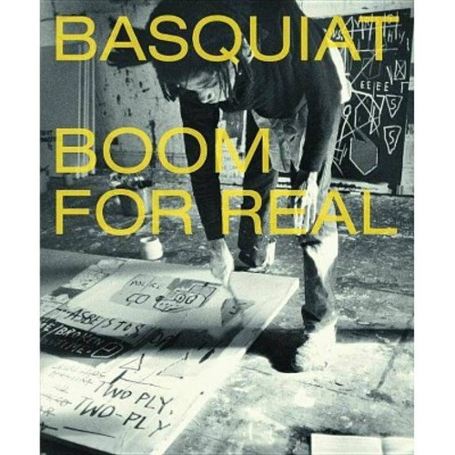 Basquiat : Boom for Real (Hardcover)