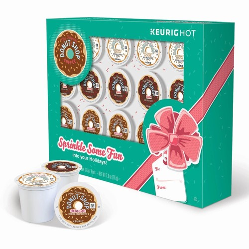 Keurig K-Cup Pod The Original Donut Shop Donut Collection Coffee - 20-pk.