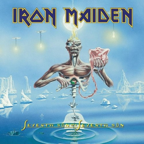 Seventh Son Of A Seventh Son [Enhanced] Enhanced, Original recording reissued, Original recording remastered