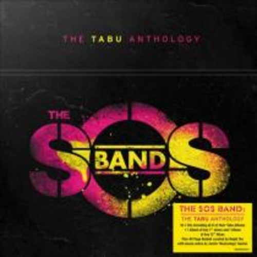The Tabu Anthology [CD]