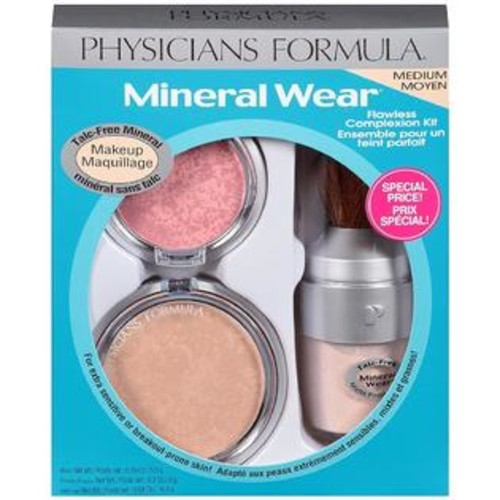 Physician's Formula Mineral Wear Flawless Complexion Kit, Medium 1 ea