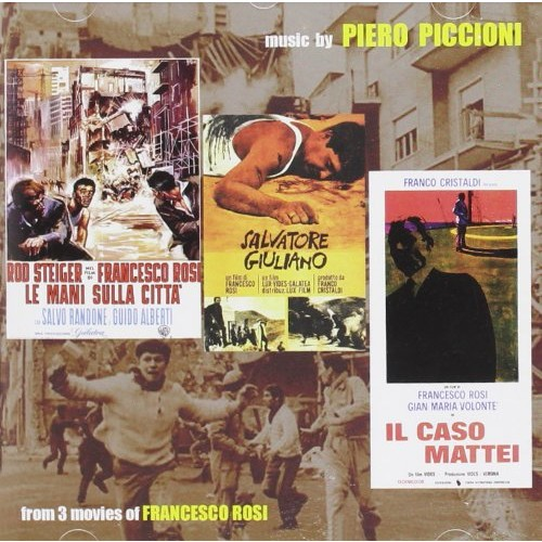 From Three Movies of Francesco Rosi [CD]