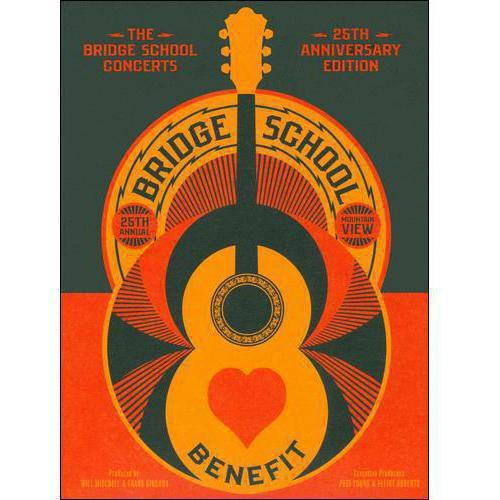 The Bridge School Concerts 25th Anniversary Edition (3DVD): Neil Young, Reprise Records: Movies & TV
