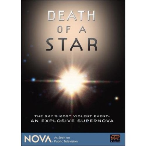 NOVA: Death of a Star [DVD] [1987]