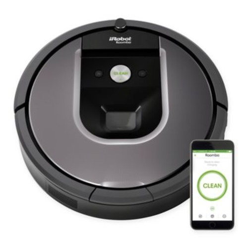 iRobot Roomba 960 Wi-Fi Connected Vacuuming Robot