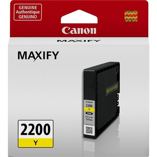 Canon PGI-2200 Yellow Ink Cartridge (9306B001)