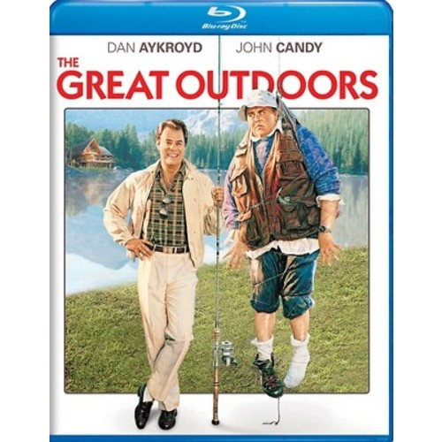 UNIVERSAL STUDIOS HOME ENTERT. The Great Outdoors (Blu-ray)