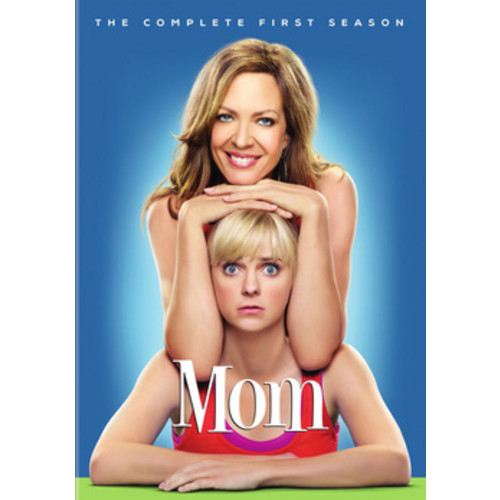 Mom-season 1 & Pilot [dvd/3 Disc/sp-fr-port-ch-eng-sdh Sub] (Warner Home Video)