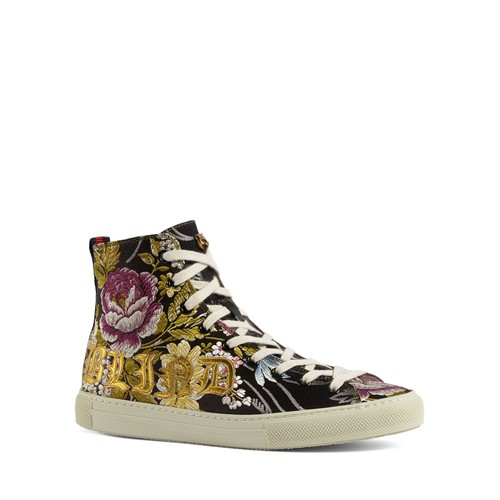 GUCCI Major Blind For Love High Top Sneakers