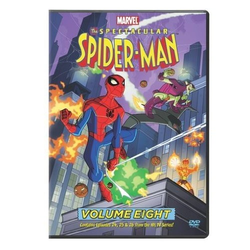 The Spectacular Spider-Man: Volume Eight: Spider-Man, Molten Man: Movies & TV