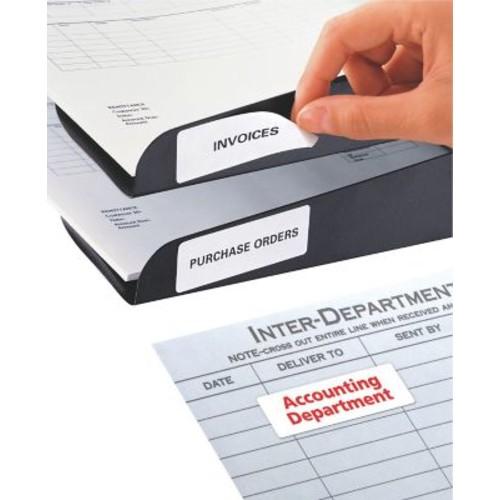 Avery Removable Inkjet/Laser ID Labels